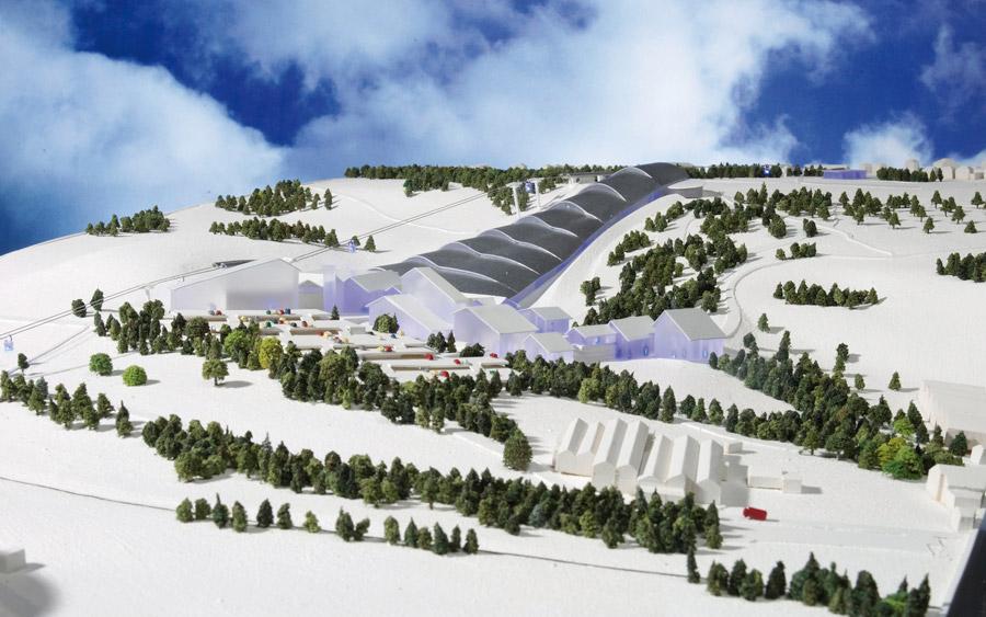 menta projects sheffield ski village snowmountain